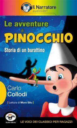 Le avventure di Pinocchio (Audio-eBook)